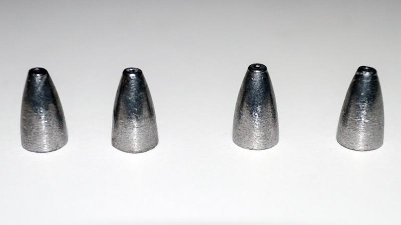 Bullet Blei - Glänzend