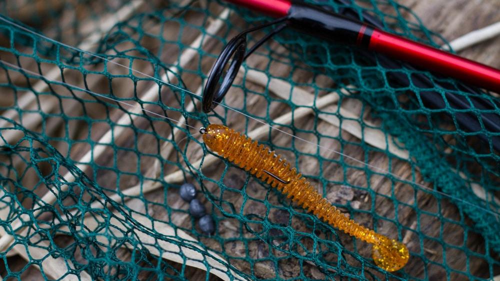 Crazy Fish - Virbo Worm 7,5cm UV