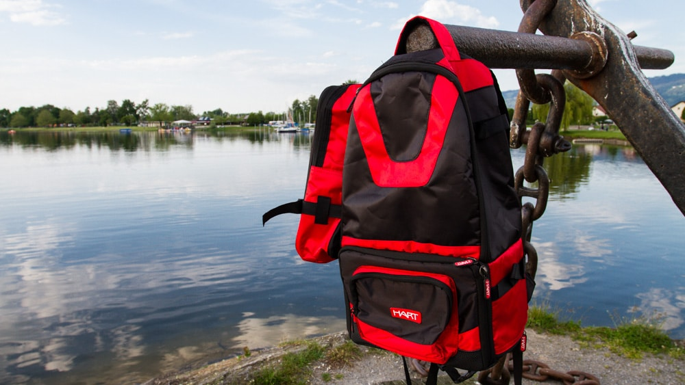 HART Fishing Austria - ROCKSOUL Backpack