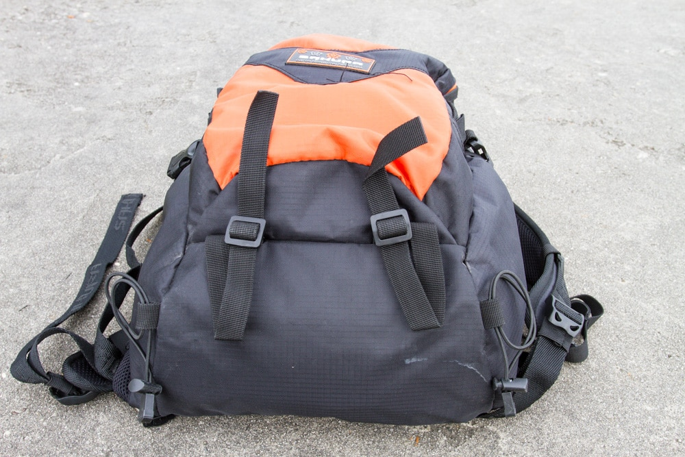 Sakura - Hiker Pack