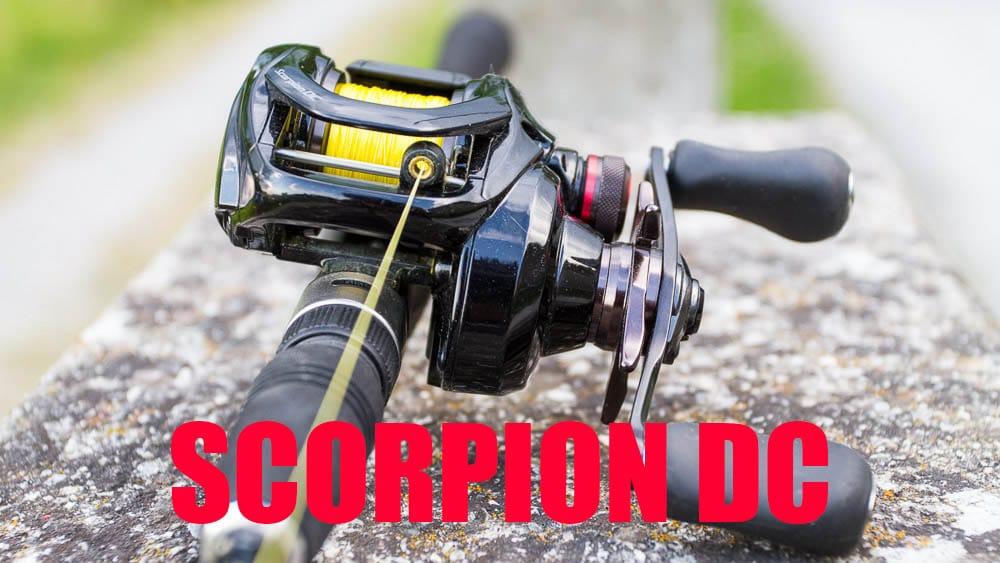 Shimano Scorpion DC