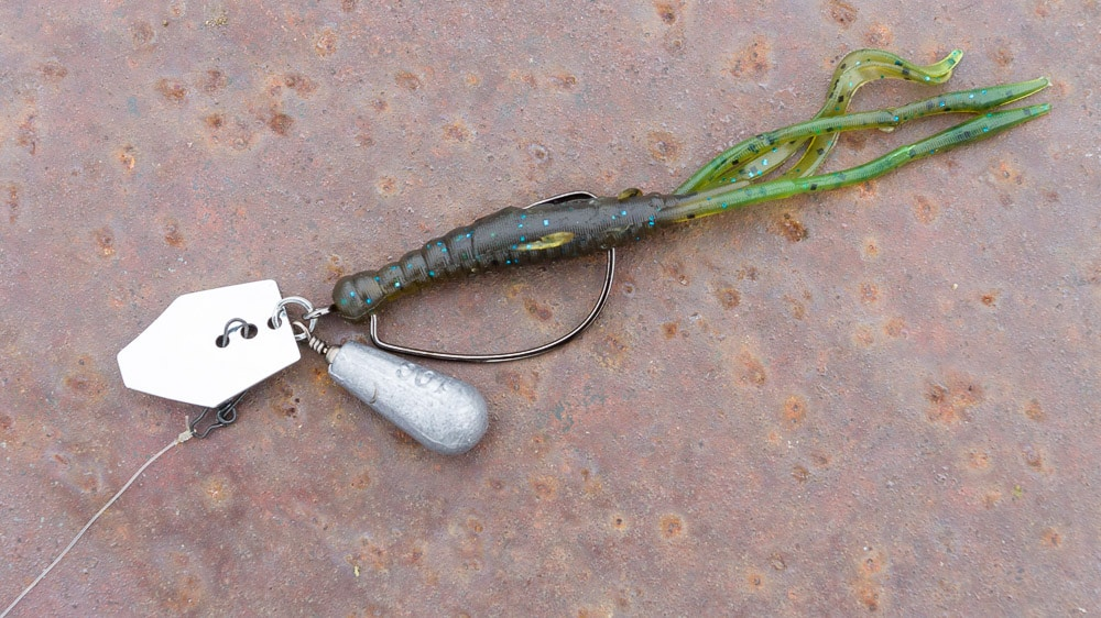 DIY Weedless Chatterbait