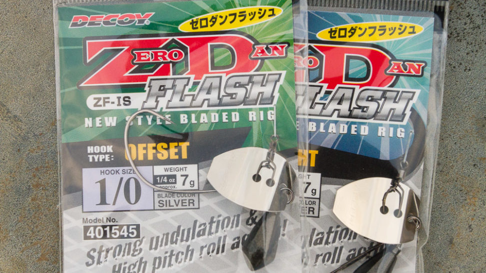 Zero-Dan Flash Chatterbait