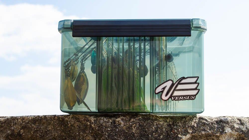 Meiho Versus VS-4060 Spinnerbait Box