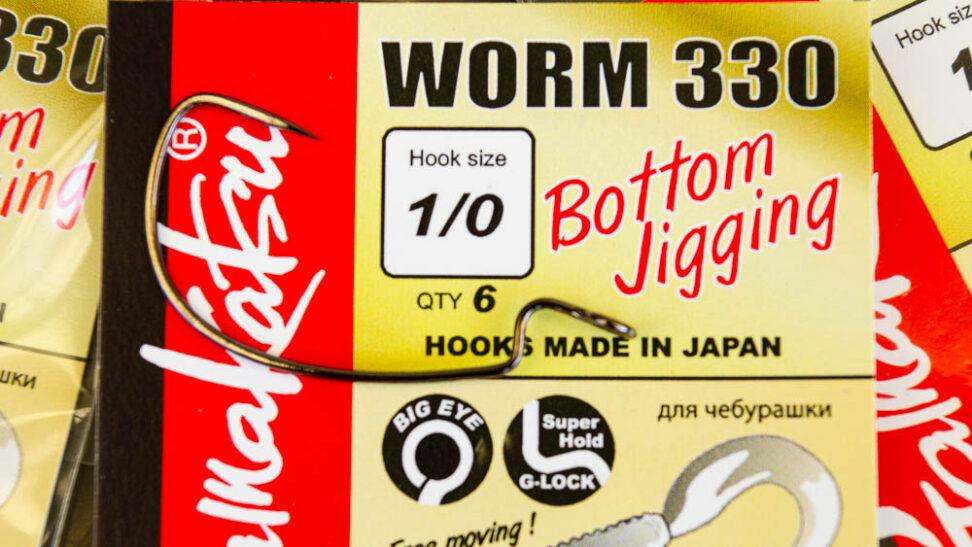 Gamakatsu Worm Bottom Jigging