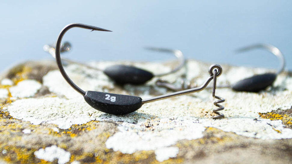 VMC Weighted Finesse Swimbait - 7315SL
