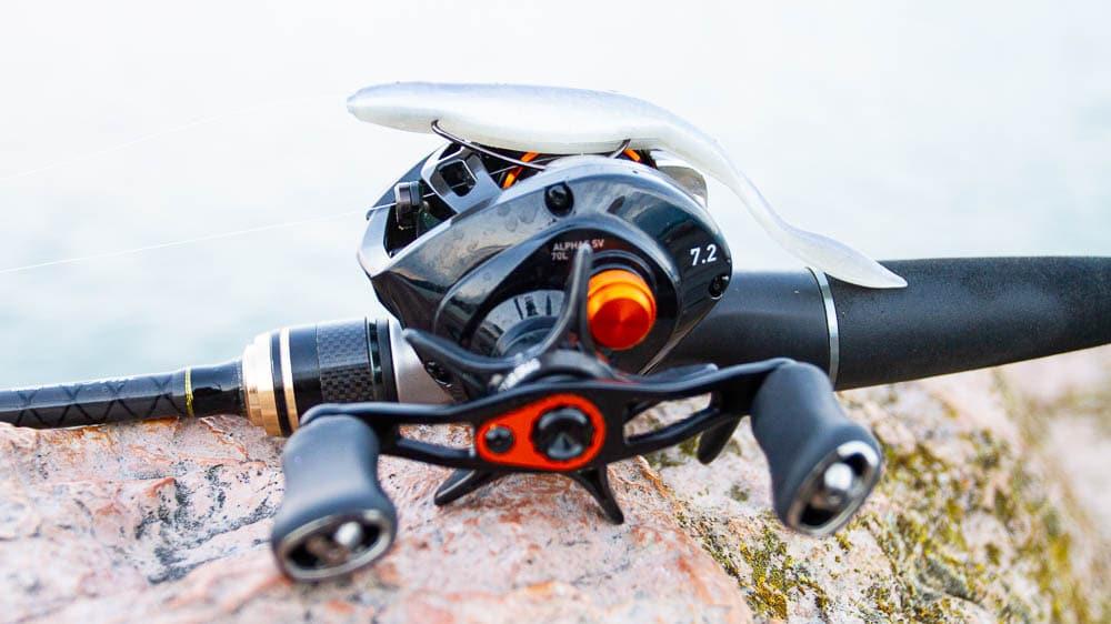 Köder für Bass im Gardasee
