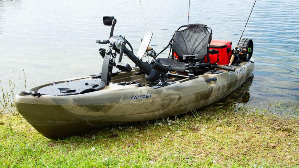 Grapper Kayaks Catfish 10